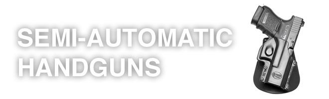 semi automatic handguns