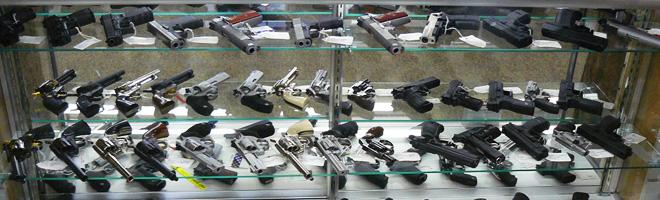 how to buy a handgun