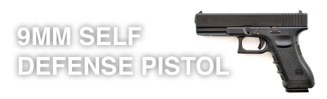 Choosing a self defense pistol