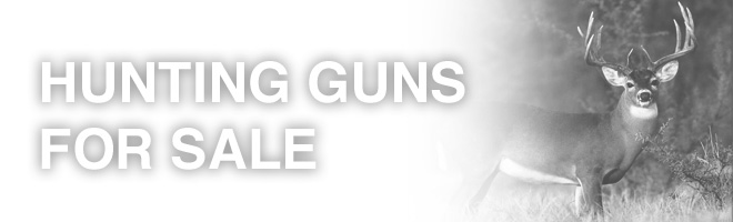 hunting guns for sale