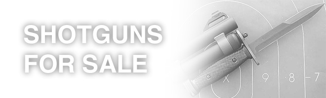 shotguns for sale