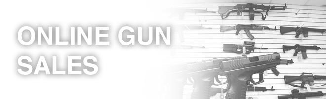 online gun sales