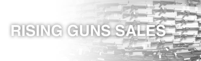 ar15 sales rising gun control