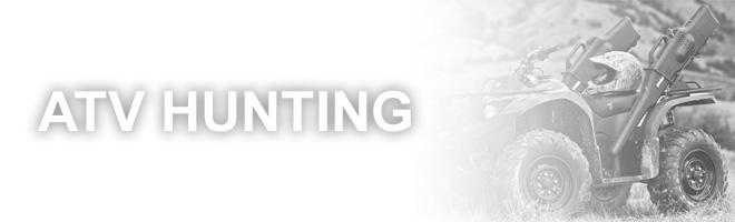 atv hunting