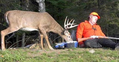 Funny Hunting Photos