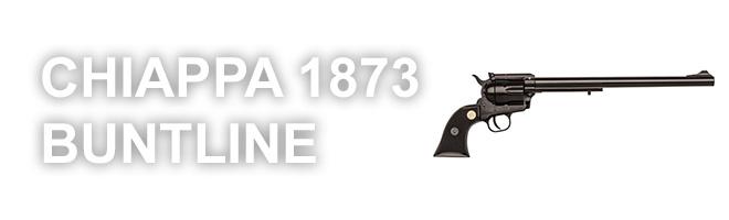 new revolvers chiappa 1873 buntline