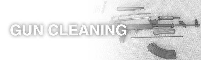 gun cleaning tips tricks