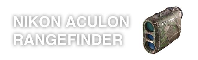 nikon aculon rangefinder for sale