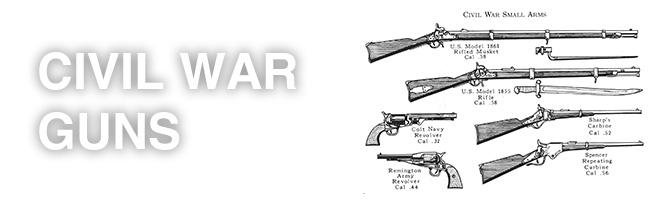 Antique Reproduction Civil War Pistols For Sale
