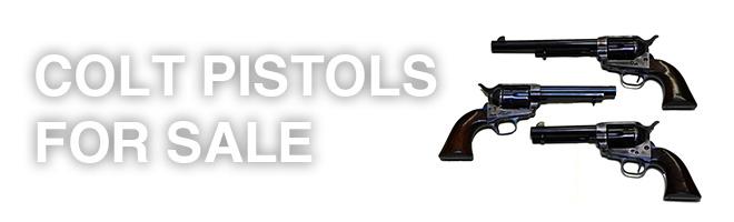 colt pistols for sale
