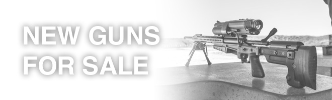 new guns for sale
