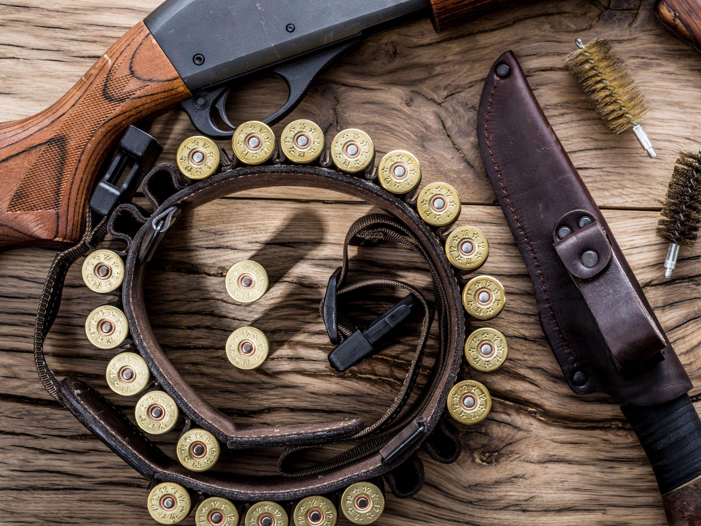 Accessories for shotgun