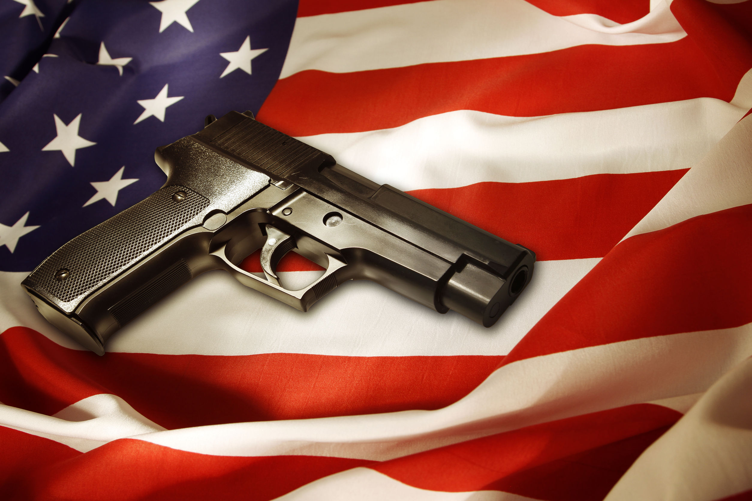 Firearms manufacturers made in America