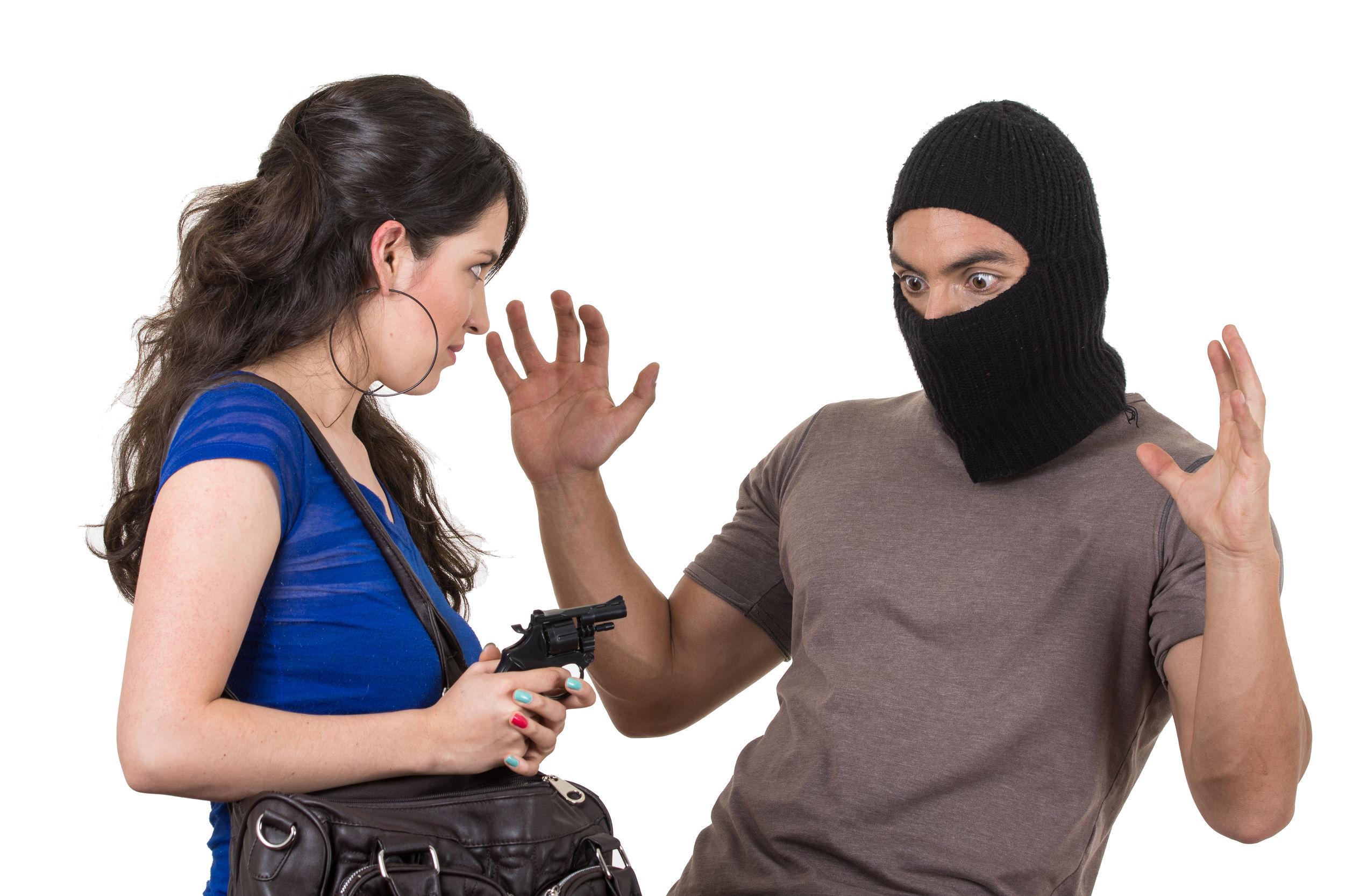 Handguns for women self defense