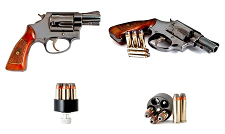 Revolver Speed Loaders